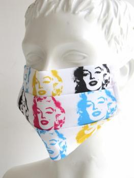 Mouth Mask Face Mask Marilyn