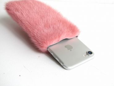 iphone 8 Nerztasche Cover