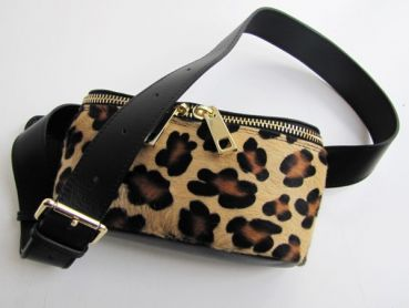 Cowhide belt bag Leo