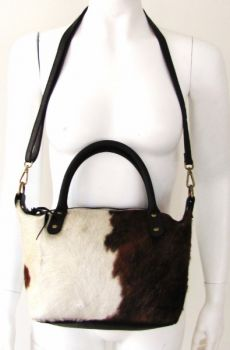 fur, bag ,cowhide