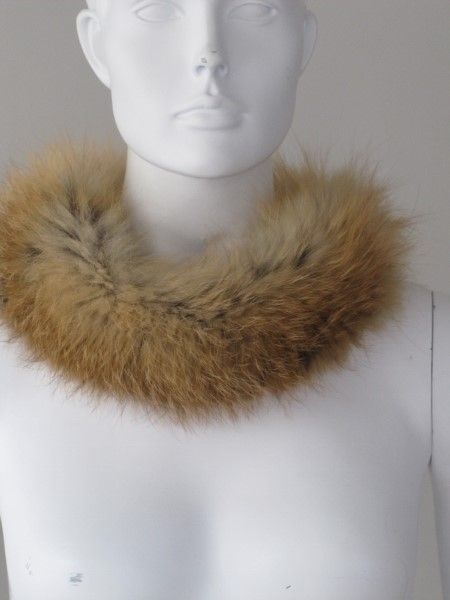 Casual ,fur ,collar ,genuine ,redfox, nature