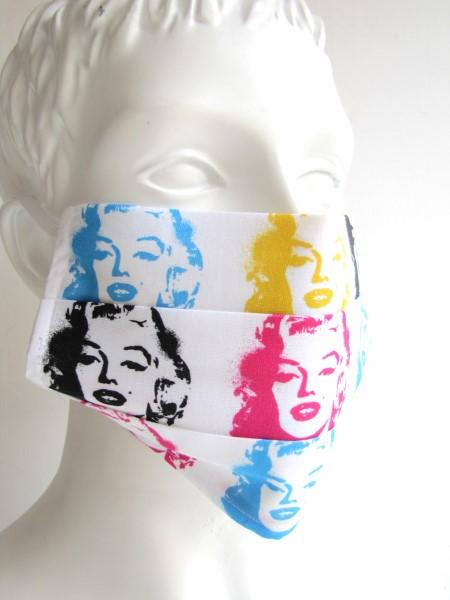 Face Mask Marilyn