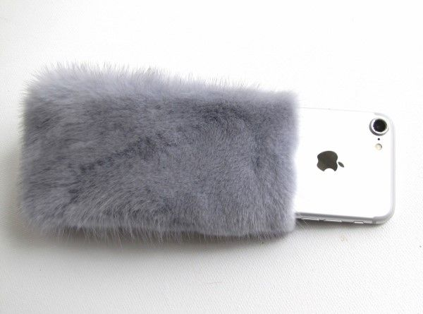 iphone 8 Mink Bag Cover