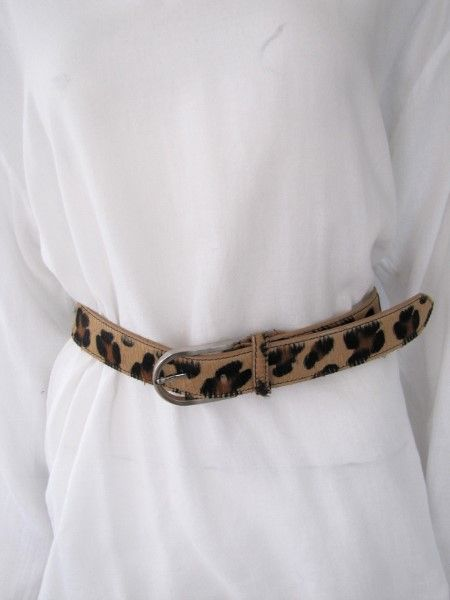 Belt ,cowhide ,Leo ,design